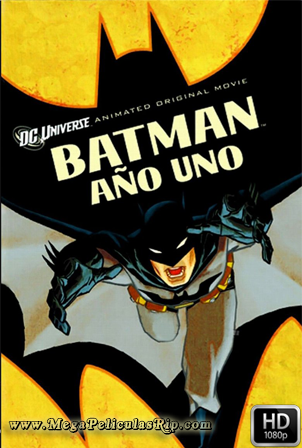 Batman: Año Uno [1080p] [Latino-Ingles] [MEGA]