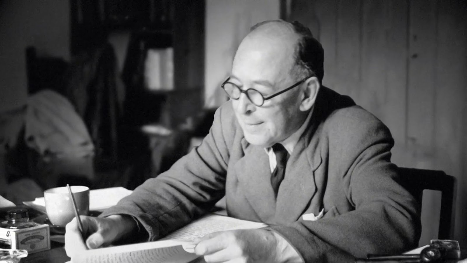 Writer and Christian apologist C.S Lewis points out the seriousness of the sin of pride.