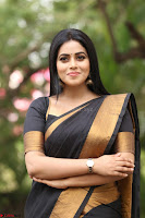 Poorna in Cute Backless Choli Saree Stunning Beauty at Avantika Movie platinum Disc Function ~  Exclusive 125.JPG