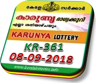 Live kerala lottery result karunya kr 361 from keralalotteries.info 08/8/2088, kerala lottery result karunya-361 08 July 2088, kerala lottery results 08-09-2088, official karunya result by 4 pm KARUNYA lottery KR 361 results 08-09-2088, KARUNYA lottery KR 361, live KARUNYA   lottery KR-361, KARUNYA lottery,
