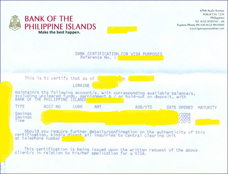 Bank certificate format for visa best of awesome collection of bank authorization letter format for bank choice image letter format new bank statement for visa sample valid authority letter format new hdfc bank account altavistaventures Image collections