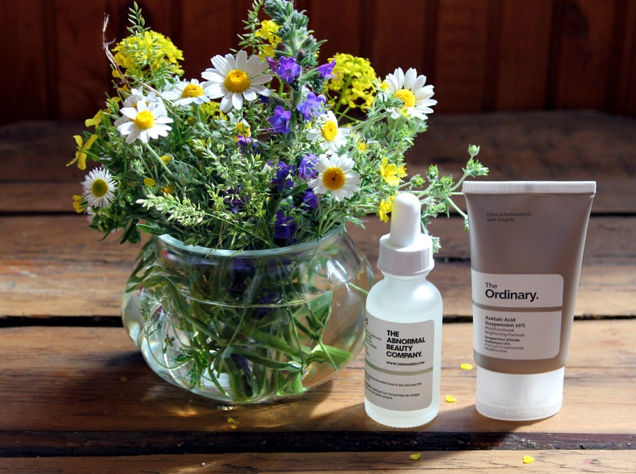 "The Ordinary ""Буфет"" и Азелаиновая кислота. ""Buffet"" peptide serum & azelaic acid suspension 10% / обзор, отзывы"