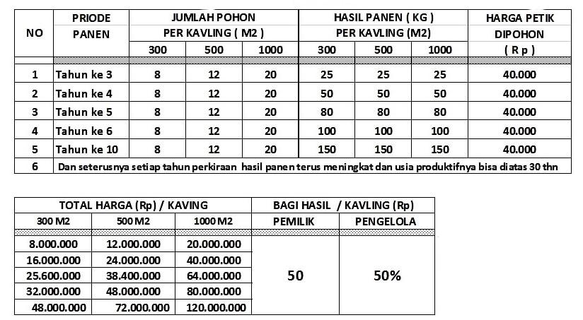 Kampung Buah Cikalong Official - 0812 9424 2606
