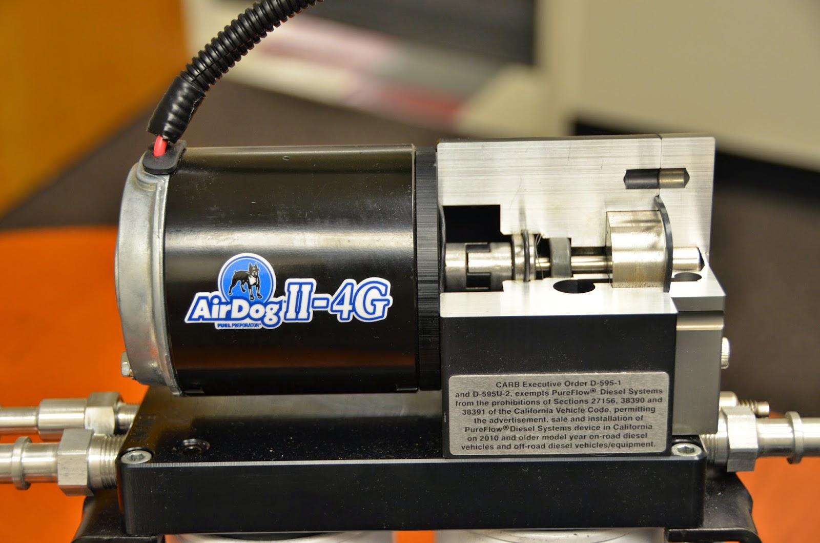 Toxic Diesel Performance : Duramax New AirDog II-4G Fuel