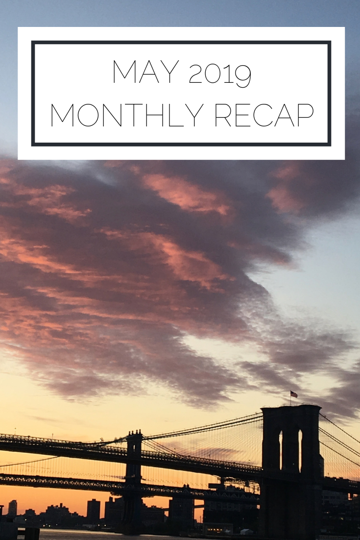 Click to read now or pin to save for later! Check out what I was up to in the month of May