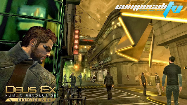 Deus Ex Human Revolution Director's Cut PC Full Español