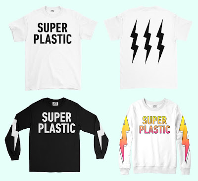 SUPERPLASTIC T-Shirt Collection