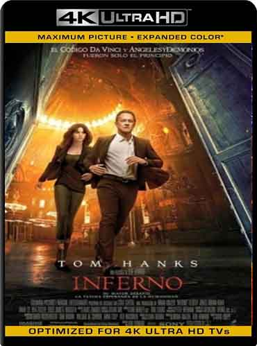 Inferno (2016) Latino Ultra HD 4K​​ [GoogleDrive] dizonHD