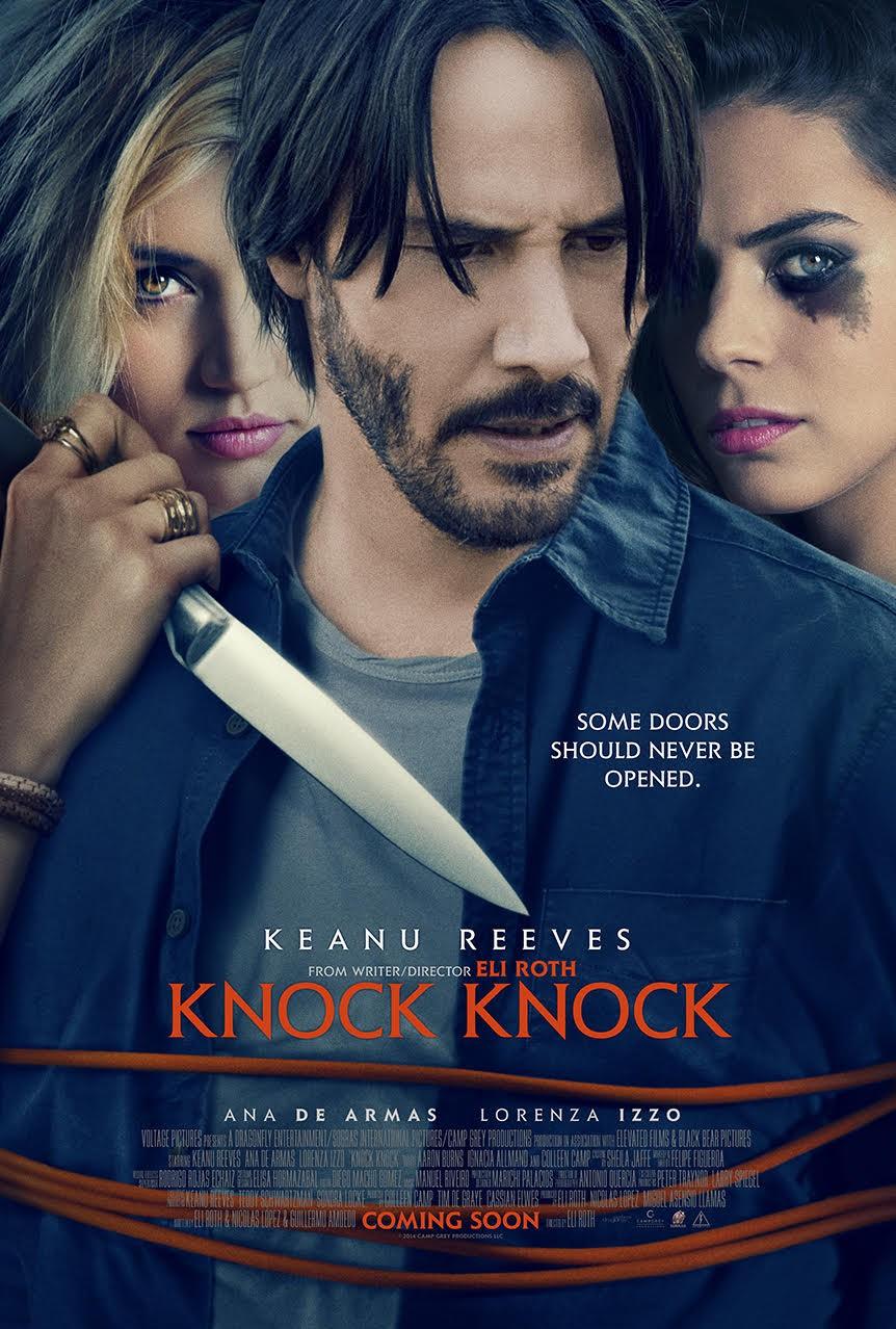 Knock Knock ล่อมาเชือด (2015)
