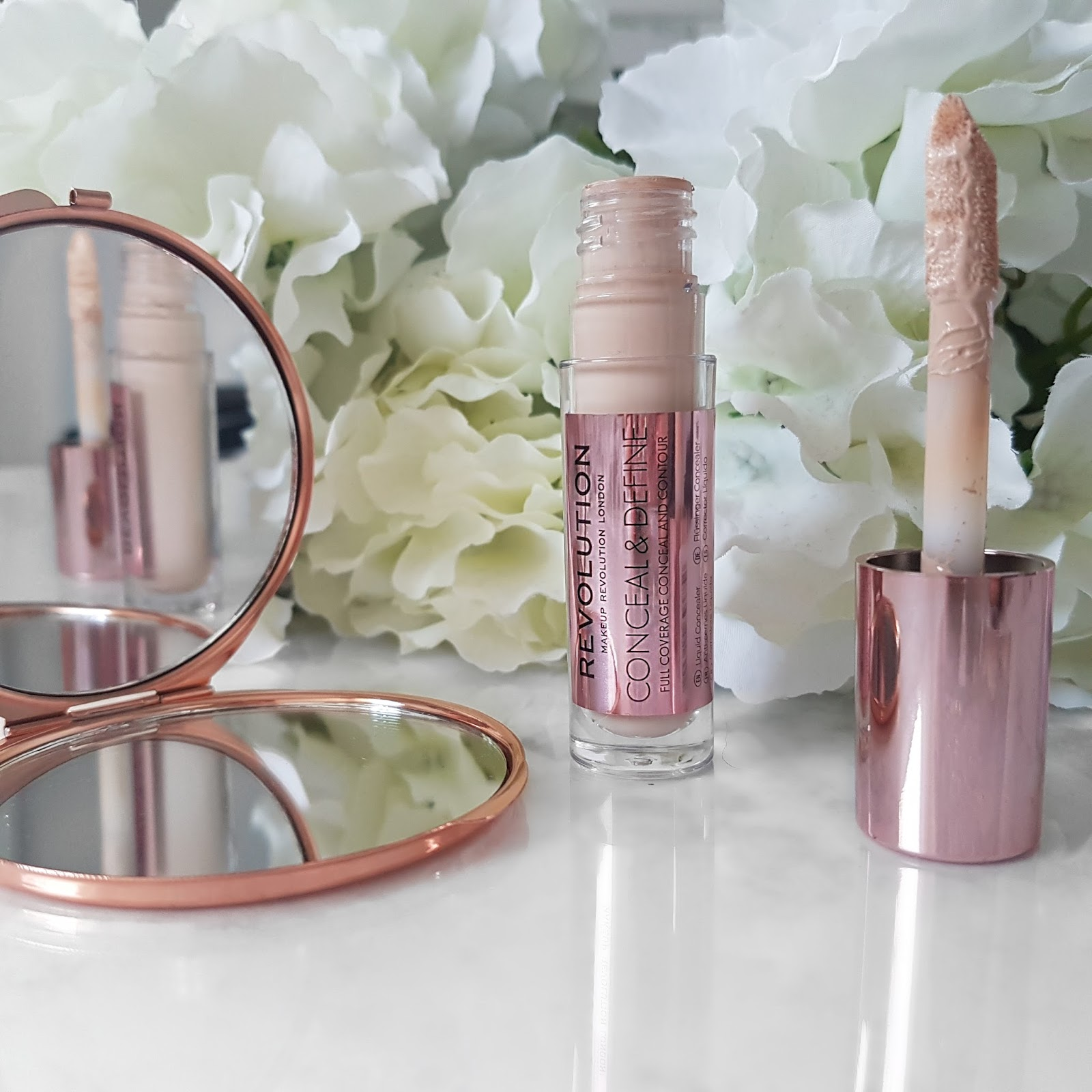 Makeup Revolution Conceal and Define Concealer