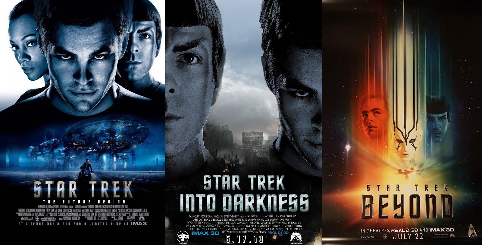 Star Trek Filme Neu