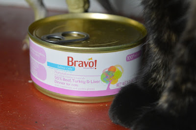 95% meat canned cat food