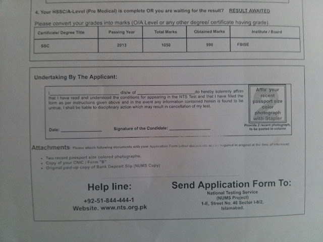 Registration Form Hard Copy
