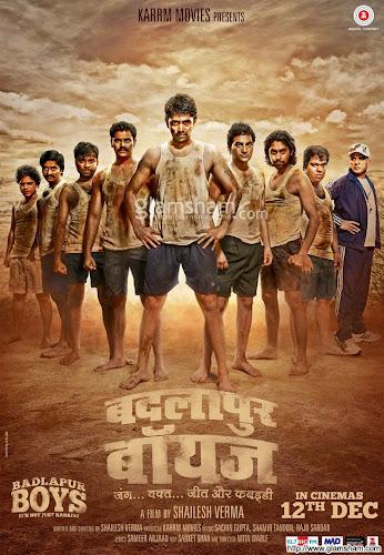 Badlapur Boys (2014) Movie Poster