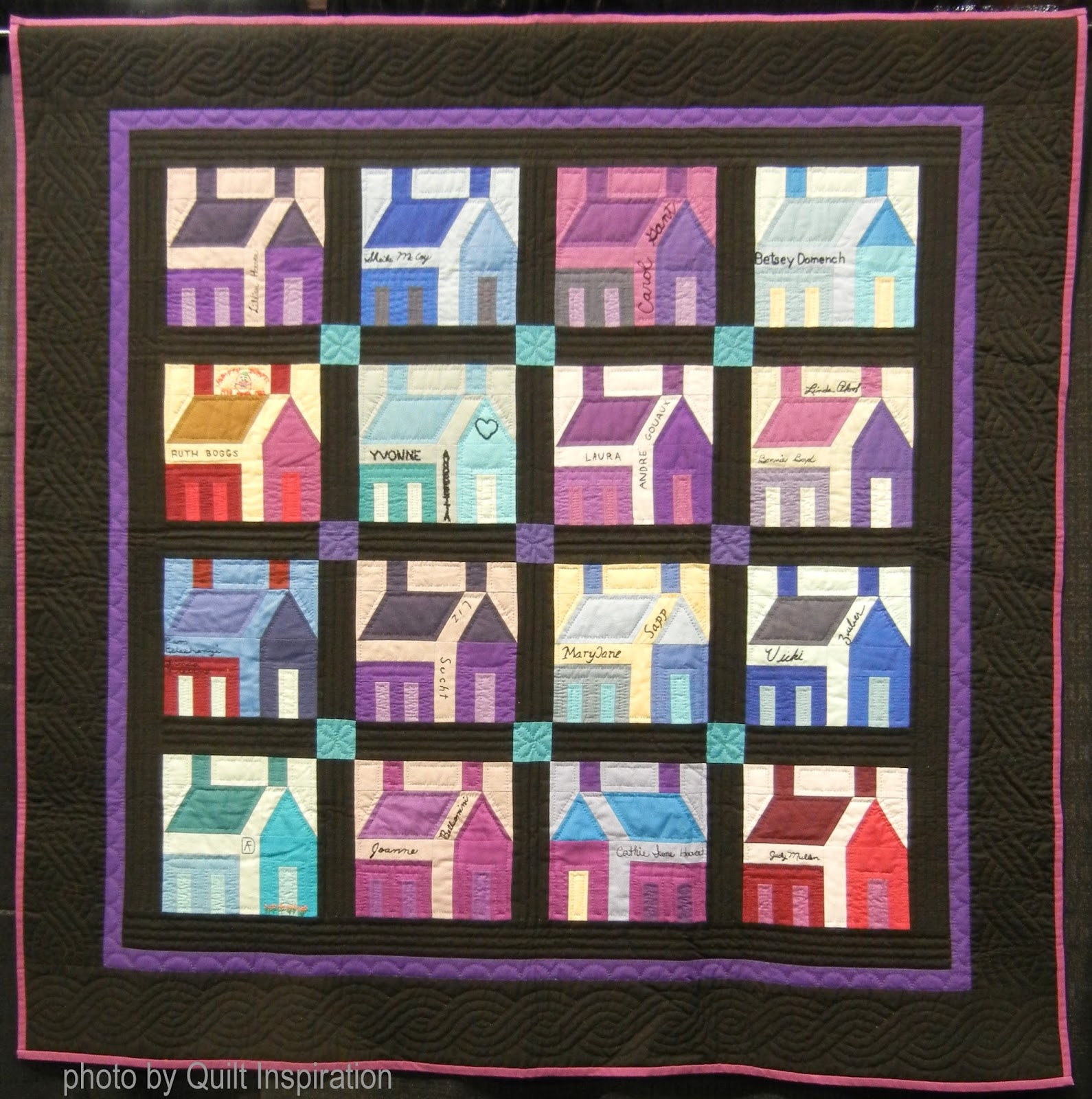 An Homage To Amish Quilts Quilt Inspiration Bloglovin