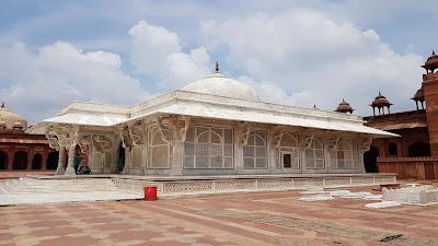 moschea del Fatehpur Sikri Fort