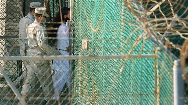 US House passes bill to block transfers from Guantanamo Bay military prison