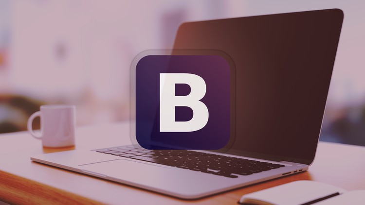 Logo for the blog -Bootstrap