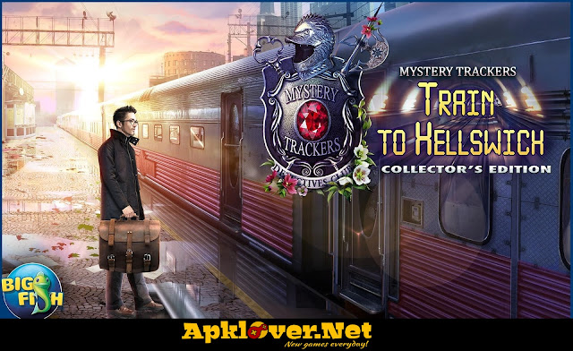 Mystery Trackers: Train to Hellswich MOD APK premium unlocked