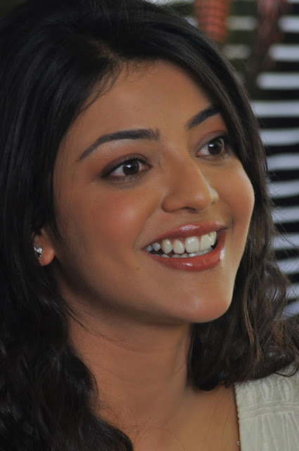 Kajal Agarwal Hot Lips