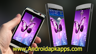 Download Butterfly Lockscreen Apk 1.7.9 Android Latest Version