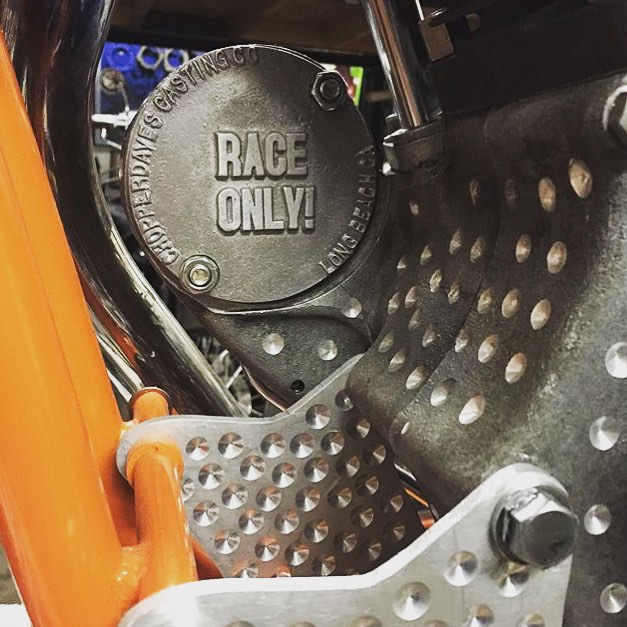 Race Only!