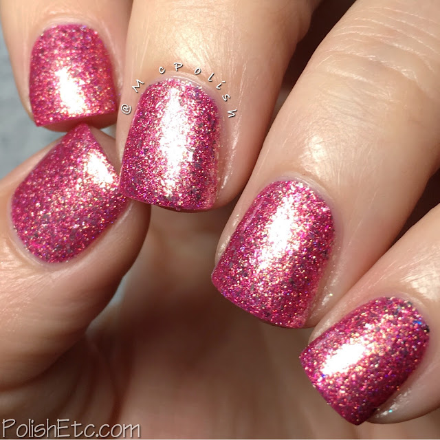 GlitterDaze - Escape to Paradise Collection - McPolish - Bikini's & Bellini's