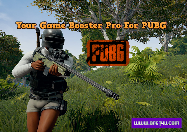 Your Game Booster Pro Untuk PUBG Cracked Apk Free