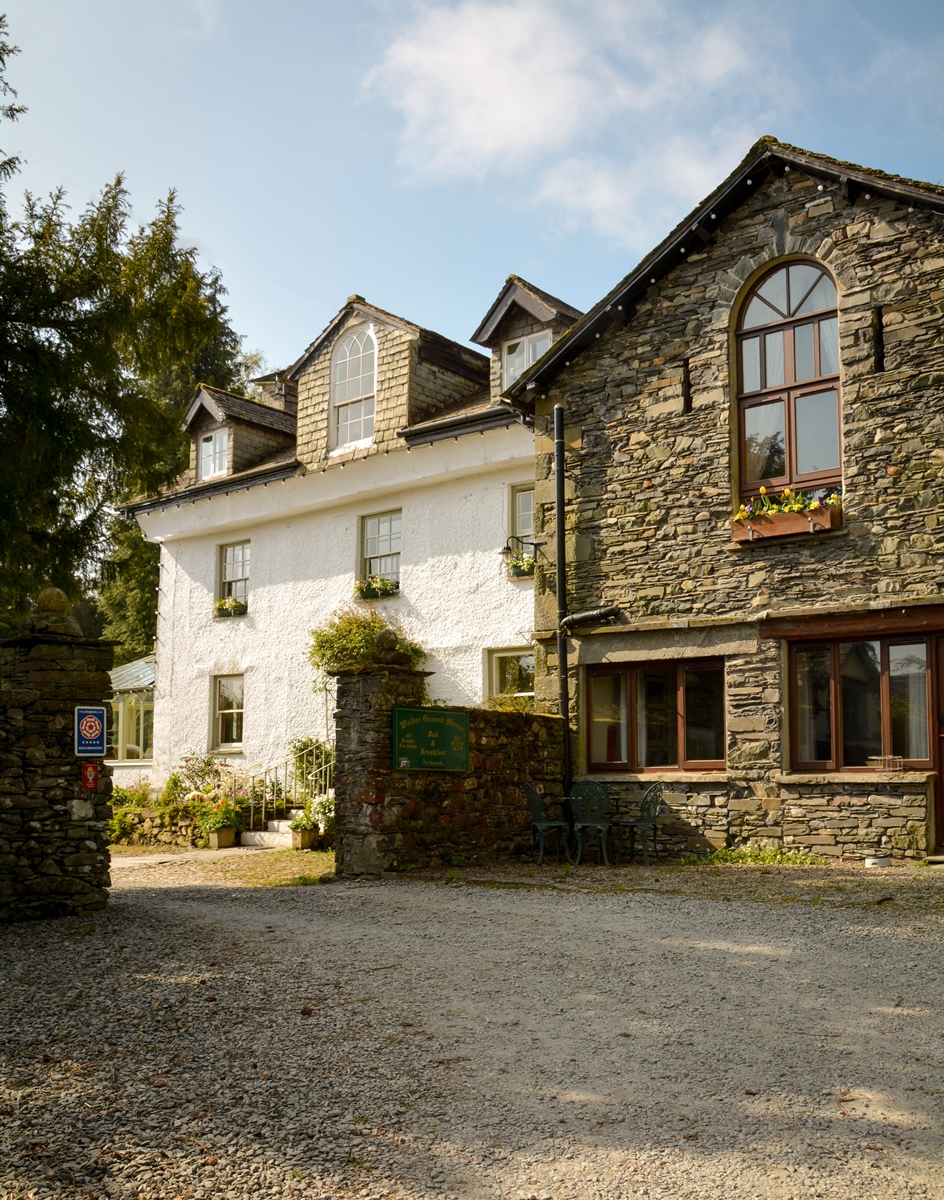 Vesna Armstrong Photography: Walker Ground Manor B&B, Hawkshead ...