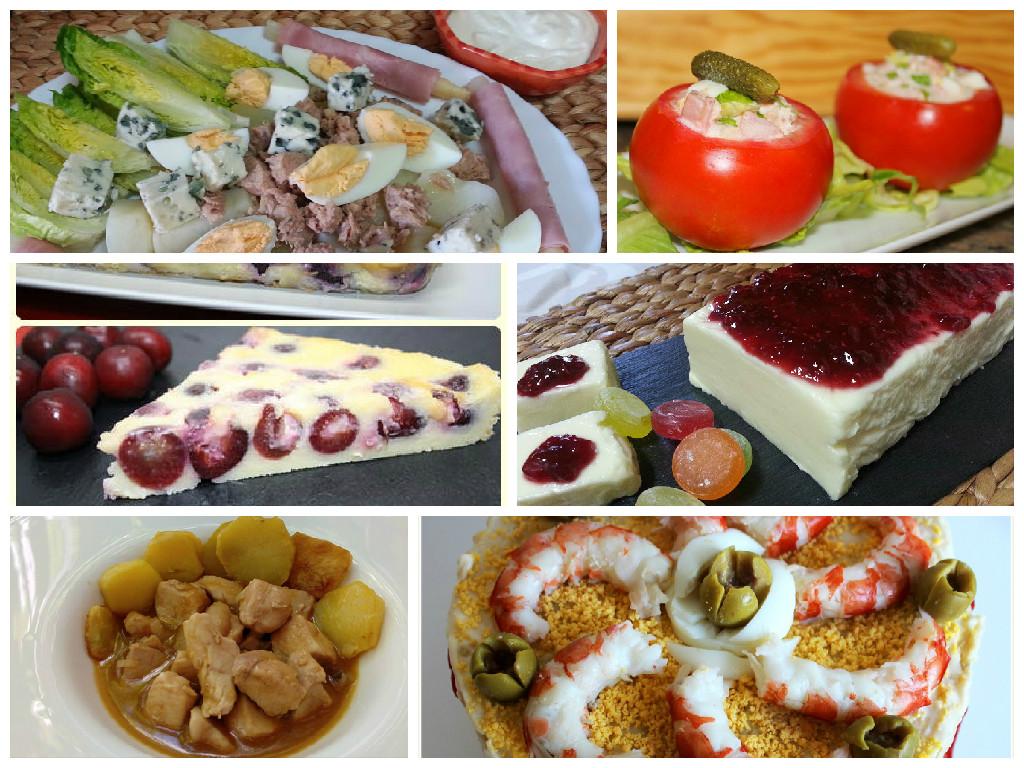 Recopilaci n recetas de casa i la cocina de pedro y yolanda - Webs de cocina mas visitadas ...
