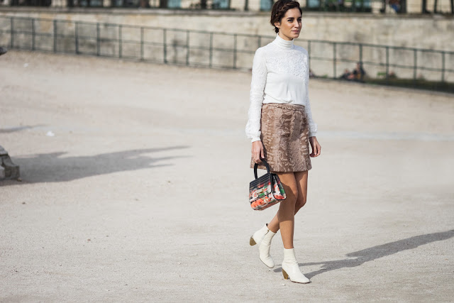 [Trends] White Boots