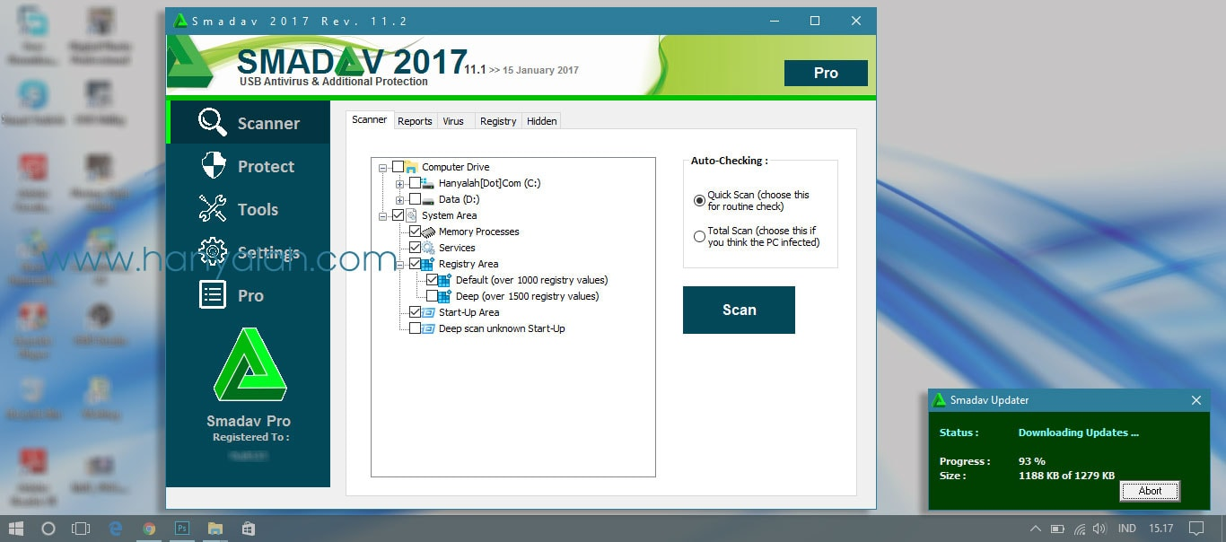 Gratis Download Smadav Antivirus 2017 All Windows Version