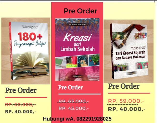"Brosur Buku karya Buku Sitti Suryani ""Sagusabu"""