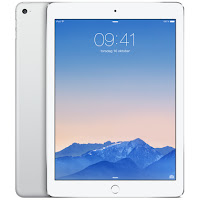 iPad Air 2 64GB Argento Wi Fi + Cellular