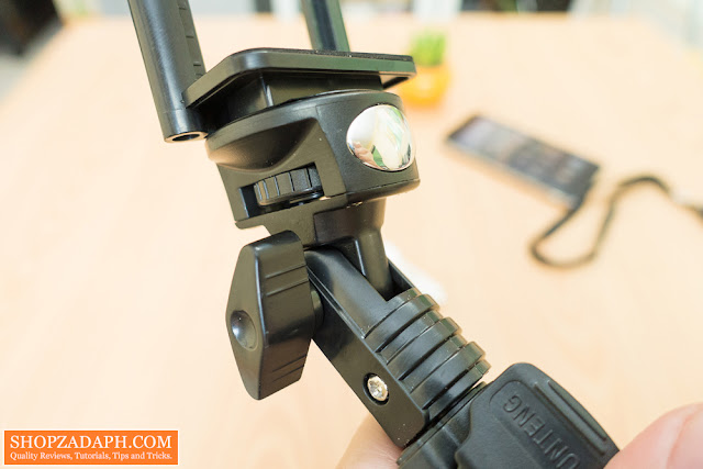yunteng yt-1288 self picture monopod review