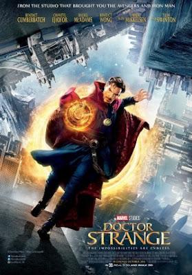 Trailer Film Doctor Strange 2016