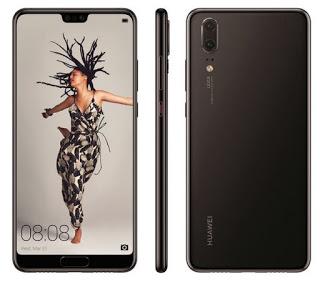 Huawei P 20 immagini