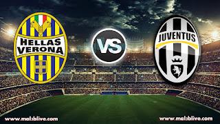 مشاهدة مباراة يوفنتوس وهيلاس فيرونا Hellas verona vs juventus بث مباشر بتاريخ 30-12-2017 الدوري الايطالي