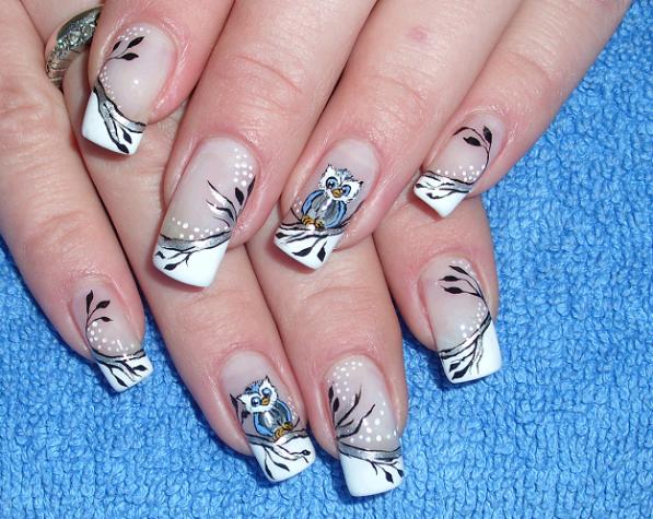 Uñas decoradas Diseño de uñas - decoraciones de uñas con ...