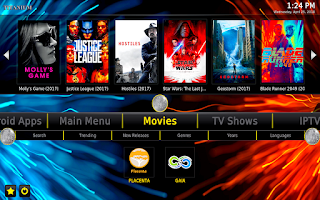 titanium build for kodi 17.6