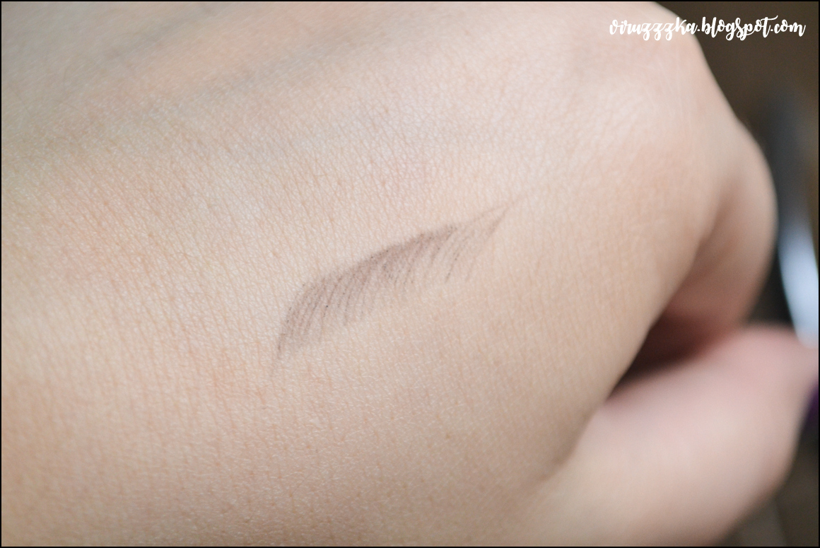 Vivienne Sabo Brow Arcade Slim 04 | Review & Swatches