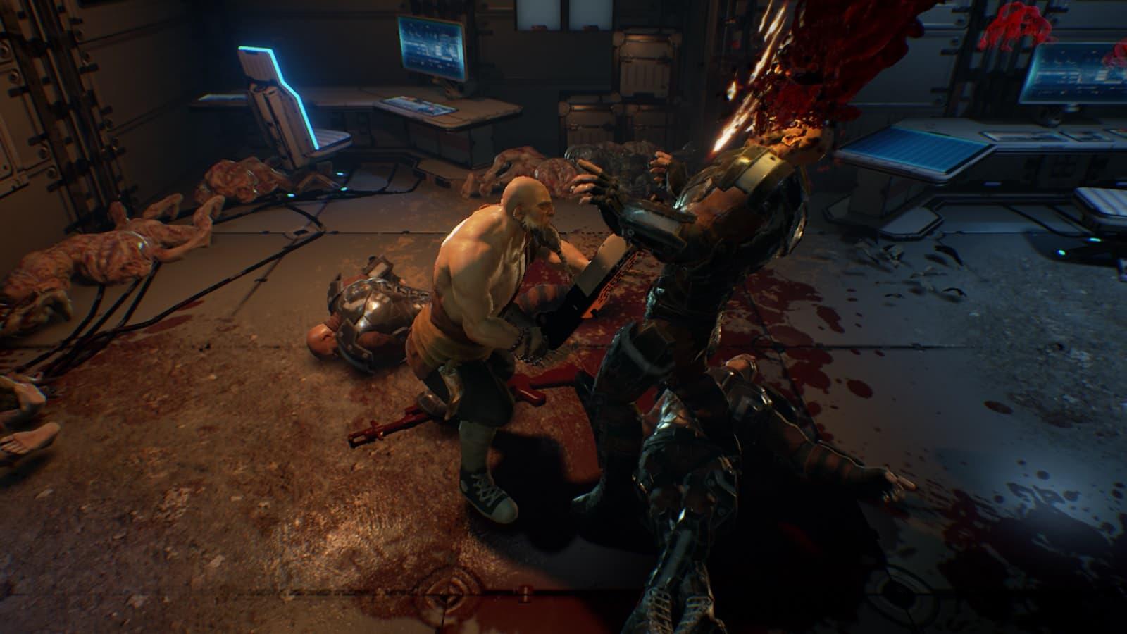 Redeemer, Indie Game, Beat 'em up, SciFi, Review, инди, экшен, мордобой, фантастика, обзор игры, рецензия на игру