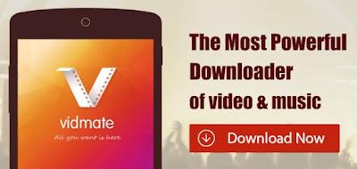 Vidmate 2018 app
