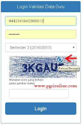 refresh code info ptk