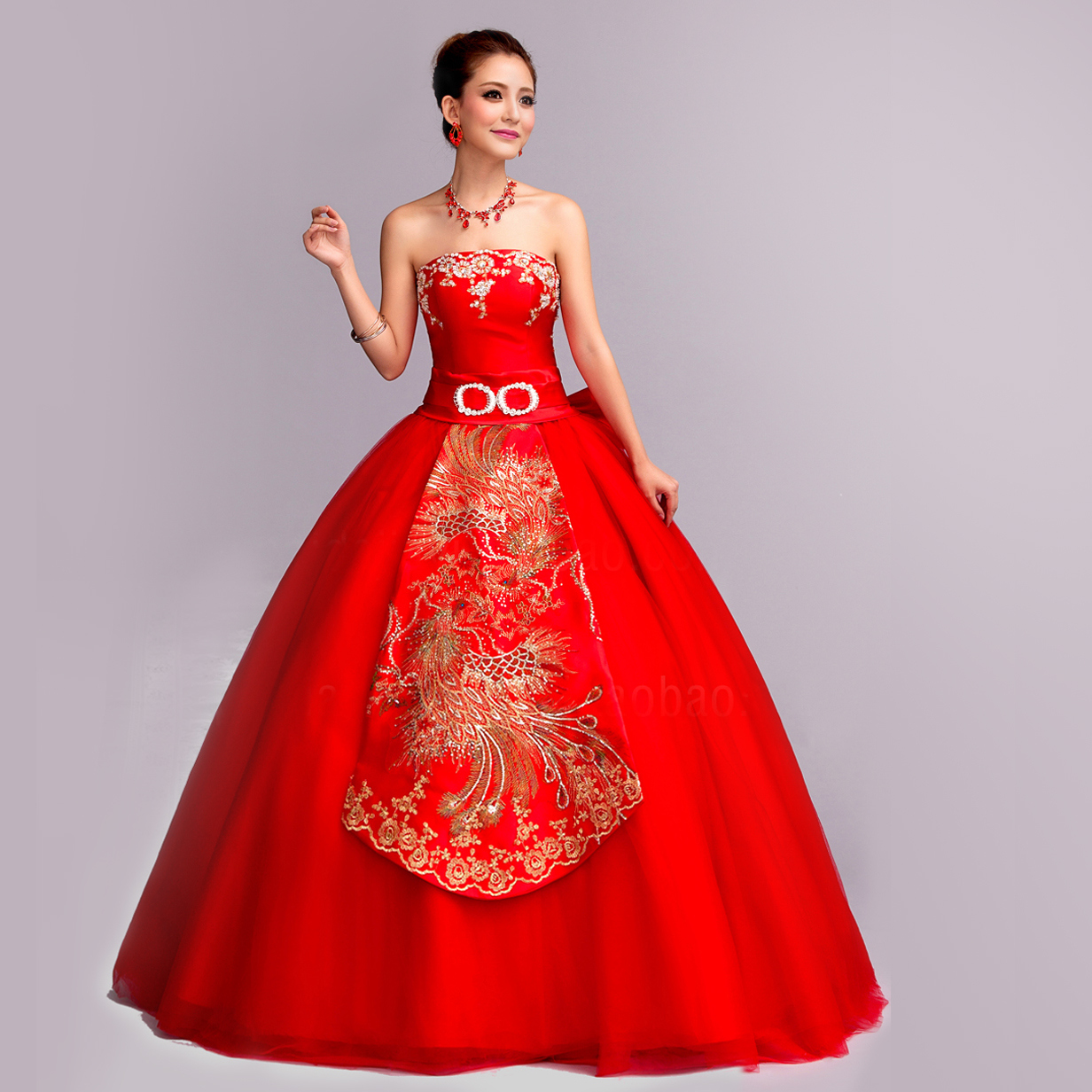 e4f5df42ac4 Modern Traditional Chinese Wedding Dress - Gomes Weine AG