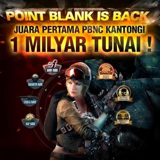 point blank pindah ke garena