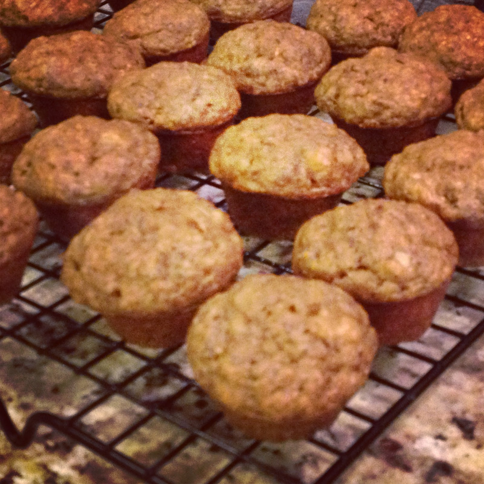 From Our Kitchen To Yours: Toddler Muffins