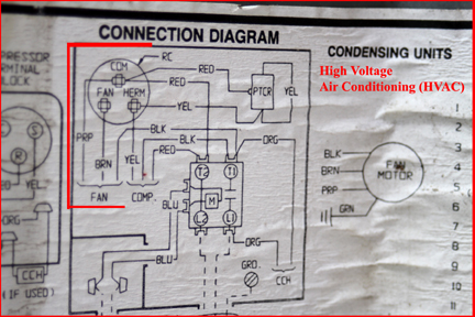Carrier Air Conditioner Capacitor Wiring Diagram 12 Volt Automotive Relay Ac Motor ~ Kit Picture