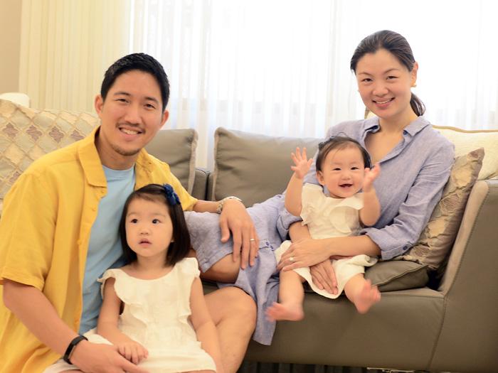 Marks and Spencer and Tobi Ang: On fatherhood, work & style