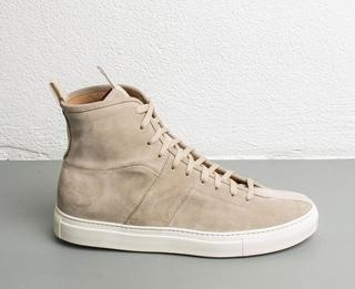 daniel patrick's high top roamer shoe